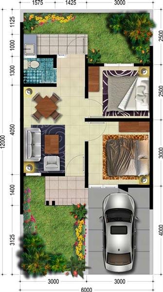 Denah-Rumah-cluster--Courtyard-36-72