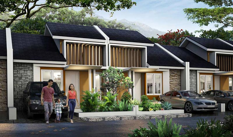 Rumah-cluster-Courtyard-36-72